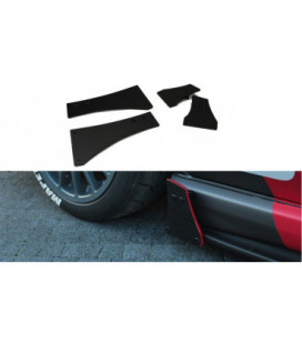 Rear Side Splitters Subaru Impreza WRX STI (Blobeye)