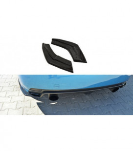 Rear Side Splitters Subaru Impreza WRX STI 2009-2011