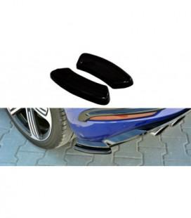 Rear Side Splitters VW GOLF VII R (FACELIFT)