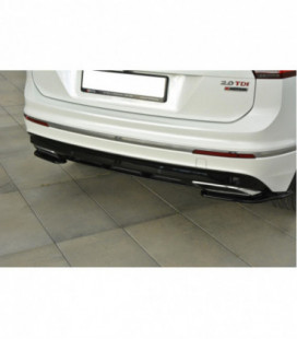 Rear Side Splitters Vw Tiguan Mk2 R-Line
