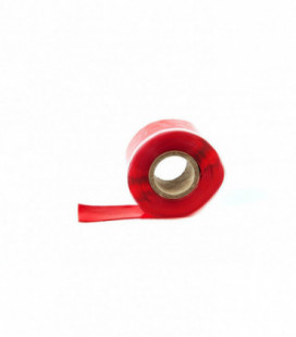 Self-fusing silicone tape TurboWorks 25mm x 0.3mm 3.5m Red