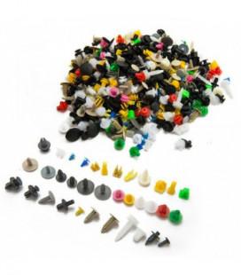 Set the mounting Pins Pins 500 Pcs
