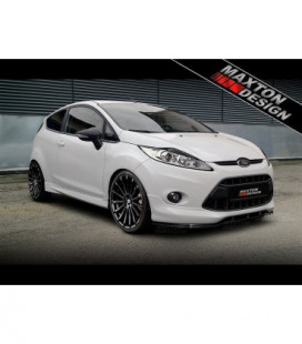 SIDE SKIRTS (ST  ZETEC S LOOK) FORD FIESTA MK7 - 3 DOOR