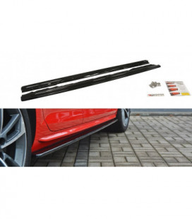 SIDE SKIRTS DIFFUSERS Audi A4 B9 S-Line