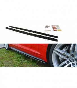 SIDE SKIRTS DIFFUSERS Audi A5 F5 S-Line