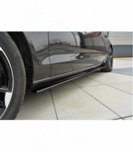 SIDE SKIRTS DIFFUSERS Audi A6 C7