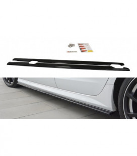 SIDE SKIRTS DIFFUSERS Audi A6 C7 S-line Facelift