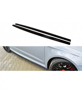 Side Skirts Diffusers Audi RS3 8VA