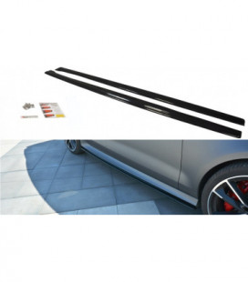 SIDE SKIRTS DIFFUSERS Audi RS7 Facelift