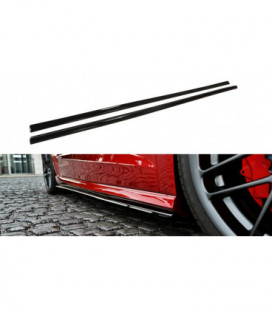 Side Skirts Diffusers Audi S3 8V Sportback  Audi A3 8V Sline