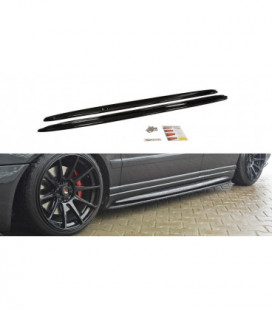 SIDE SKIRTS DIFFUSERS AUDI S4 B5