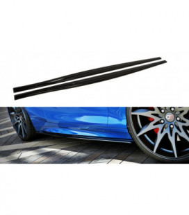 Side Skirts Diffusers BMW 1 F20 M-Power (Facelift)
