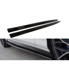 Side Skirts Diffusers BMW 1 F20 M-Power (Preface)
