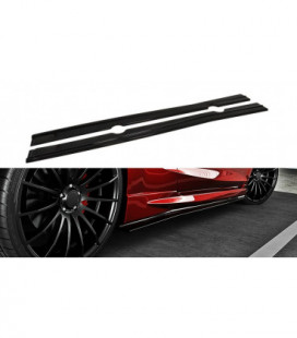 Side Skirts Diffusers Ford Fiesta MK7 Preface ST
