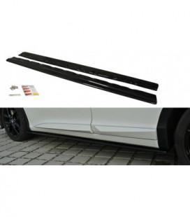 Slenksčių andėklai Honda Civic Mk9 (Facelift)