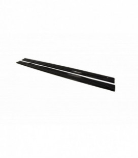 Side Skirts Diffusers Jaguar XF X250 (Facelift)