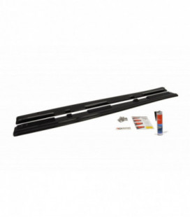 Side Skirts Diffusers Mazda 3 MK2 MPS