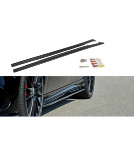 SIDE SKIRTS DIFFUSERS Mercedes A W176 AMG Facelift