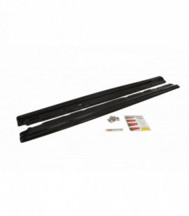 Side Skirts Diffusers Mercedes C-Class W204 (Facelift)