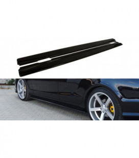 Side Skirts Diffusers Mercedes CLS C218