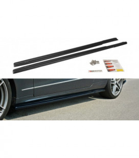 SIDE SKIRTS DIFFUSERS Mercedes E W212