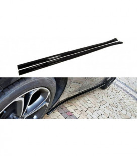 Side Skirts Diffusers Opel Astra J GTC