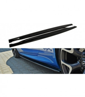 Side Skirts Diffusers Opel Astra J OPC  VXR