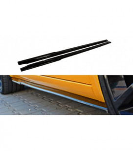 Side Skirts Diffusers Renault Megane II RS