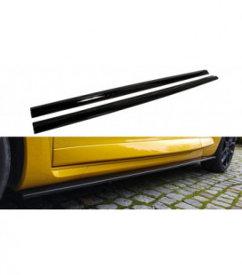 Side Skirts Diffusers Renault Megane III RS