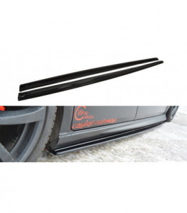Side Skirts Diffusers Seat Leon II MS Design