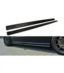 Side Skirts Diffusers Skoda Fabia I RS