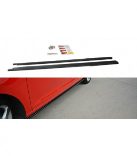 SIDE SKIRTS DIFFUSERS Skoda Rapid Spaceback