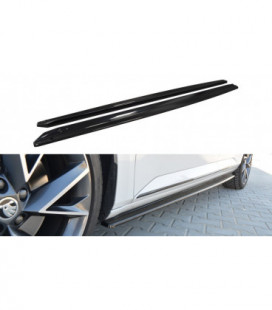 Side Skirts Diffusers Skoda Superb III