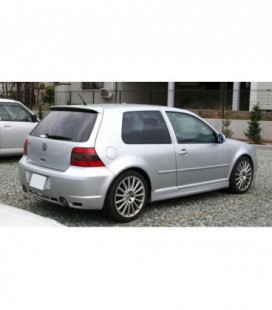 Side Skirts Golf 4 3D  R32 Look