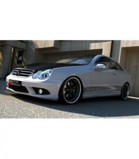 Slenksčiai Mercedes CLK W209 AMG stiliaus