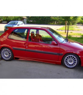 Side Skirts Peugeot 106  AF