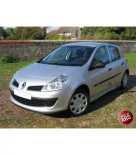Slenksčiai Renault Clio III 5D  AF