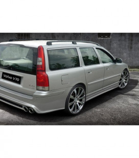 Side Skirts Volvo V70 II