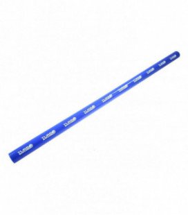 Silicone connector TurboWorks Blue 10mm 50cm