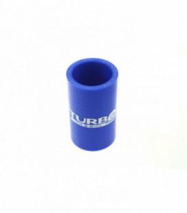 Silikoninis sujungimas TurboWorks mėlynas 40mm