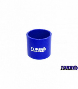 Silikoninis sujungimas TurboWorks mėlynas 67mm