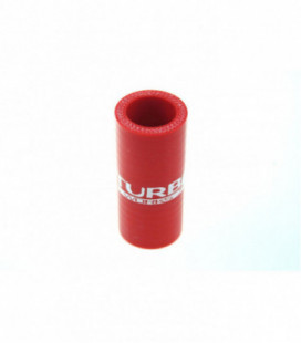 Silicone connector TurboWorks Red 25mm