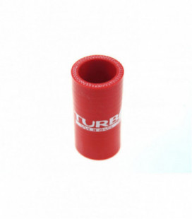 Silicone connector TurboWorks Red 30mm