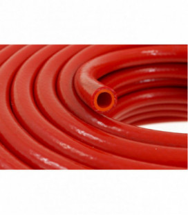 Silicone vacuum hose zbrojony TurboWorks PRO Red 10mm