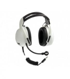 Słuchawki dojazdowe (treningowe) interkomu OMP TECH-RACE