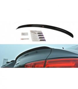 Bagažinės spoileriukas - Audi A4 B9 S-Line