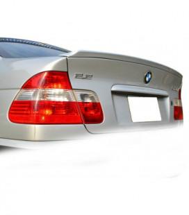 Bagažinės spoileriukas - BMW 3 E46 4D 98-05 ABS AC stiliaus