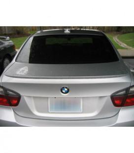 Bagažinės spoileriukas - BMW 3 E90 2005-2012 PU