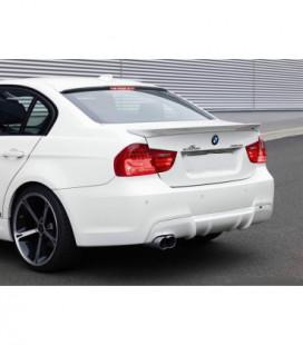 Bagažinės spoileriukas - BMW 3 E90 4D ABS AC stiliaus