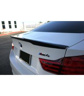Spoiler Cap - BMW M4 F82 2D 2014+ Carbon